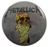 Metallica - 'One' Button Badge